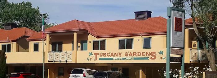 Tuscany Gardens Motor Lodge